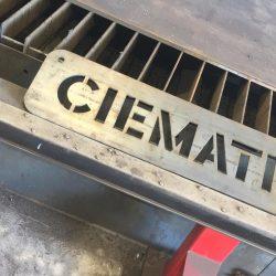 CNC plazmas griešana